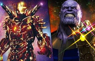 Đây chính là bộ giáp siêu mạnh Iron Man sẽ sử dụng để đánh bại Thanos trong Avengers: Endgame?