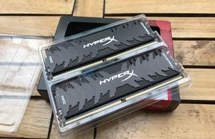Kingston HyperX Predator 2x8GB - RAM khủng giá hợp lý cho game thủ lắp PC cấu hình khủng