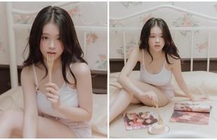 Linh Ka đăng tải bộ ảnh mới, vẫn sexy nhưng không còn phản cảm, cộng đồng mạng vào khen rần rần