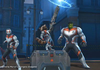 Hậu Avengers: Endgame, các game mobile Marvel đồng loạt update cốt truyện, siêu anh hùng mới