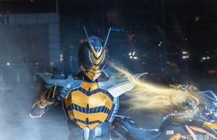 Ngắm bộ ảnh cosplay Kamen Rider The Bee siêu đẳng cấp của các fan