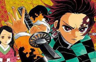 """Kimetsu no Yaiba: """"Hiện tượng"""" mới của làng manga, tương lai sáng chói chẳng kém gì Naruto, One Piece!"""