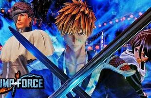 [Trailer tuyệt đỉnh] Jump Force: Ichigo xuất hiện, chém Frieza tan tác