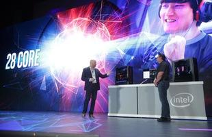 Intel xác nhận sẽ có CPU 10nm mới vào năm sau, hứa hẹn cả chip 28 nhân cực mạnh