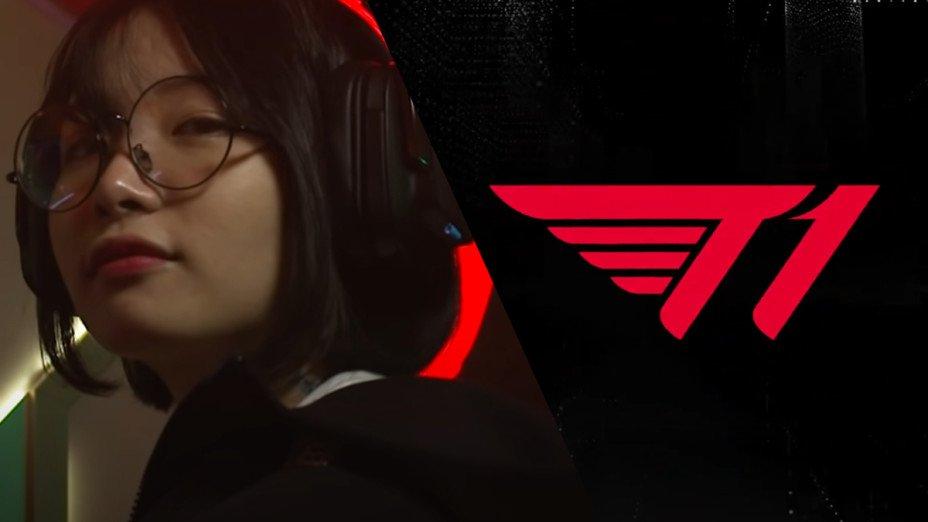 Nữ streamer JisooGirl bất ngờ hủy hợp đồng với T1 sau drama cổ vũ đối thủ
