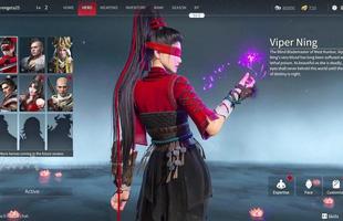 Naraka: Bladepoint lộ ngày phát hành trên PC, sẽ ra mắt trên cả PS5