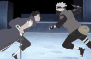 Naruto: Người hâm mộ tái biểu diễn cuộc chiến mang tính biểu tượng của Kakashi với Obito bằng tay