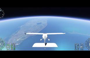 Game thủ sử dụng bom tấn 2 triệu GB để bay vào không gian ngắm nhìn Trái Đất