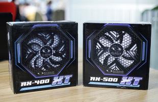 Mổ bụng Raidmax RX 400 XT và RX 500 XT - Bộ nguồn công suất thực đáng chọn cho dàn máy 10 - 15 triệu đồng