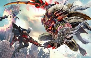 Lộ diện 20 phút gameplay của God Eater 3, bom tấn RPG Nhật Bản hay nhất 2019