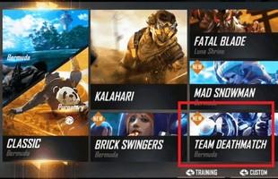 Free Fire ra mắt chế độ chơi mới giống với CS:GO với tên gọi Team Deathmatch
