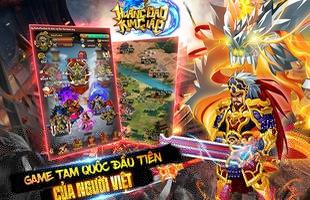 NXS game Việt - eWings Studio xác nhận lối chơi của Hoàng Đao Kim Giáp chính là chiến thuật thẻ tướng