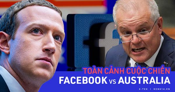Quiz: Toàn cảnh về cuộc chiến chưa hồi kết giữa Facebook và Australia, ai được ai mất?