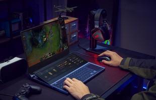 ASUS bất ngờ tung ra mẫu laptop gaming Zephyrus Duo 15: CPU Core i9, 32GB RAM, hai màn hình như trong phim viễn tưởng