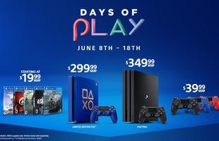 Sony giới thiệu máy PS4 phiên bản xanh dương cực chất