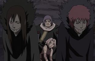 Naruto: Sasori và những con rối tuyệt vời được điều khiển bởi người dùng Kugutsu