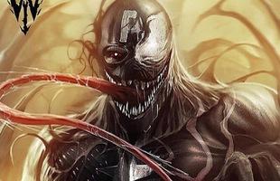 Chiêm ngưỡng bộ ảnh Venom theo phong cách kinh dị, đáng sợ nhưng cũng vô cùng đã mắt