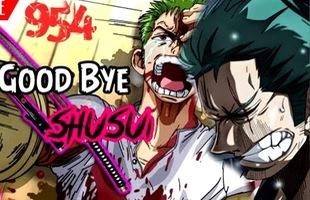 """One Piece 954: Zoro đồng ý nhận kiếm của """"gái xinh"""" và sẵn sàng cho trận quyết chiến với Kaido"""