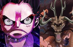 """One Piece: Nếu thức tỉnh được trái ác quỷ, liệu Luffy có thể """"so tài"""" cùng Tứ Hoàng Kaido?"""