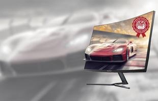 ViewSonic chính thức giới thiệu màn hình cong chiến game 32 inch cực chất tại Việt Nam