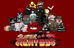Super Meat Boy - Tuyệt phẩm game Indie đang được miễn phí 100%