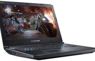 Helios 500 - Laptop chơi game màn hình siêu khủng của hãng Acer