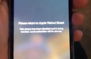 Những kẻ lợi dụng biểu tình tại Mỹ cướp iPhone