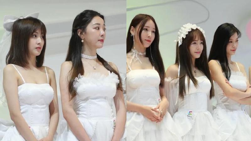 ChinaJoy 2020: Loạt ảnh showgirl khiến fan không rời mắt ngày cuối sự kiện