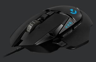 Đánh giá chuột gaming Logitech G502 HERO: Ngon tuyệt vời nhưng không phải ai cũng hợp
