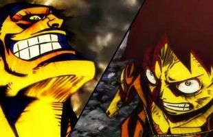 """One Piece Stampede: """"Kẻ thừa kế của Quỷ"""" trong băng Roger có mối liên hệ với Germa 66 và gia đình Vinsmoke?"""