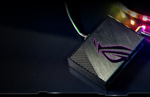 Aura Terminal - Thiết bị sẽ biến góc gaming của bạn thành... vũ trường