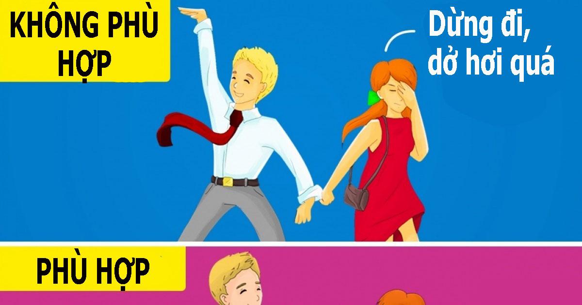 """12 dấu hiệu cho thấy bạn đã tìm thấy """"đối tác"""" phù hợp"""