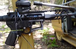 Thử nghiệm khó tin: Bẻ cong nòng súng để điều hướng viên đạn là chuyện có thật