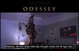 Chán làm sát thủ, nhân vật trong Assassin