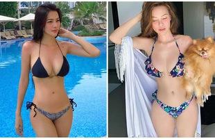 Cận cảnh hot girl mang trong mình 3 dòng máu, sở hữu đường cong phồn thực nhất Đông Nam Á