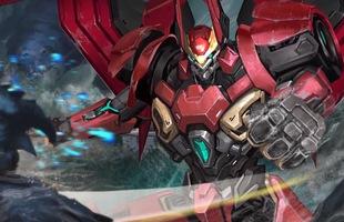 """Liên Quân Mobile: Cốt truyện Maloch Đại Tướng Robot """"nhái"""" nội dung phim Pacific Rim"""
