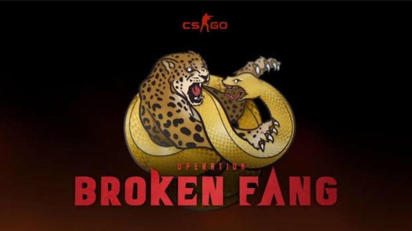 Valve chính thức giới thiệu Operation mới cho CS:GO mang tên Broken Fang