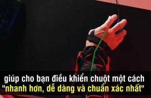 Bao tay chiến game giúp bạn chơi giỏi hơn, lại còn tránh chấn thương cổ tay