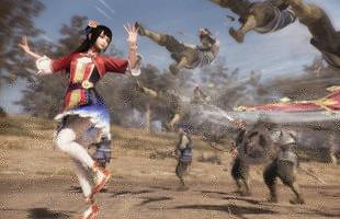 Đây là tất cả tạo hình 17 nhân vật nữ siêu quyến rũ trong Dynasty Warriors 9