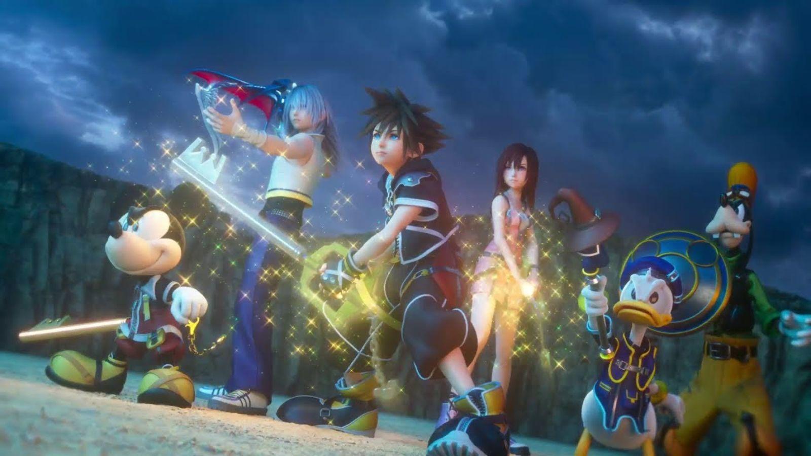 Cùng giải mã bí ẩn cốt truyện của Kingdom Hearts 3