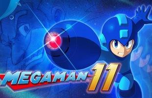 Sau gần 1 thập kỷ chờ đợi, huyền thoại Mega Man sẽ trở lại ngay trong mùa đông năm nay