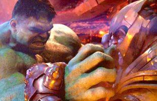 Thanos không cần Đá Vô Cực cũng đủ đè bẹp Hulk, bất bại khi đấu 1v1