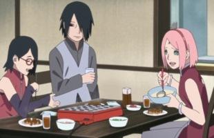 Tiểu thuyết Naruto mới hé lộ suy nghĩ của Uchiha Sasuke về cuộc sống hôn nhân với Sakura