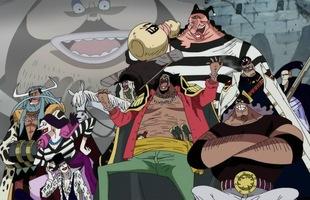 One Piece: Hé lộ thông tin về các thành viên của Băng hải tặc Tứ Hoàng Râu Đen: Toàn nhân vật khủng với sức mạnh đáng sợ