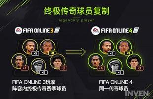 Những quốc gia nào sẽ được phát hành FIFA Online 4?