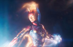 Chưa chính thức ra rạp, Captain Marvel đã nhận được vô số lời khen từ các nhà phê bình