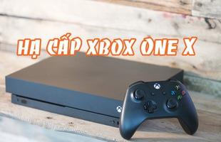 Ngược đời: Xbox One X có thể