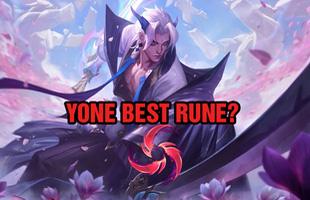 Riot đã chỉ cho game thủ ngọc mạnh nhất của Yone là Mưa Kiếm ngay từ cinematic giới thiệu tướng?
