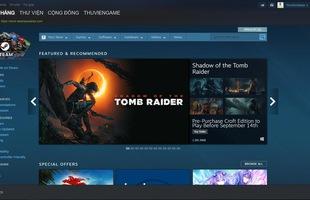 Hướng dẫn từ A đến Z chuyển đổi giao diện Steam từ Tiếng Anh sang Tiếng Việt
