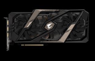 Gigabyte giới thiệu card Aorus GeForce RTX 2080 Xtreme 8G cắm được 7 màn hình một lúc
